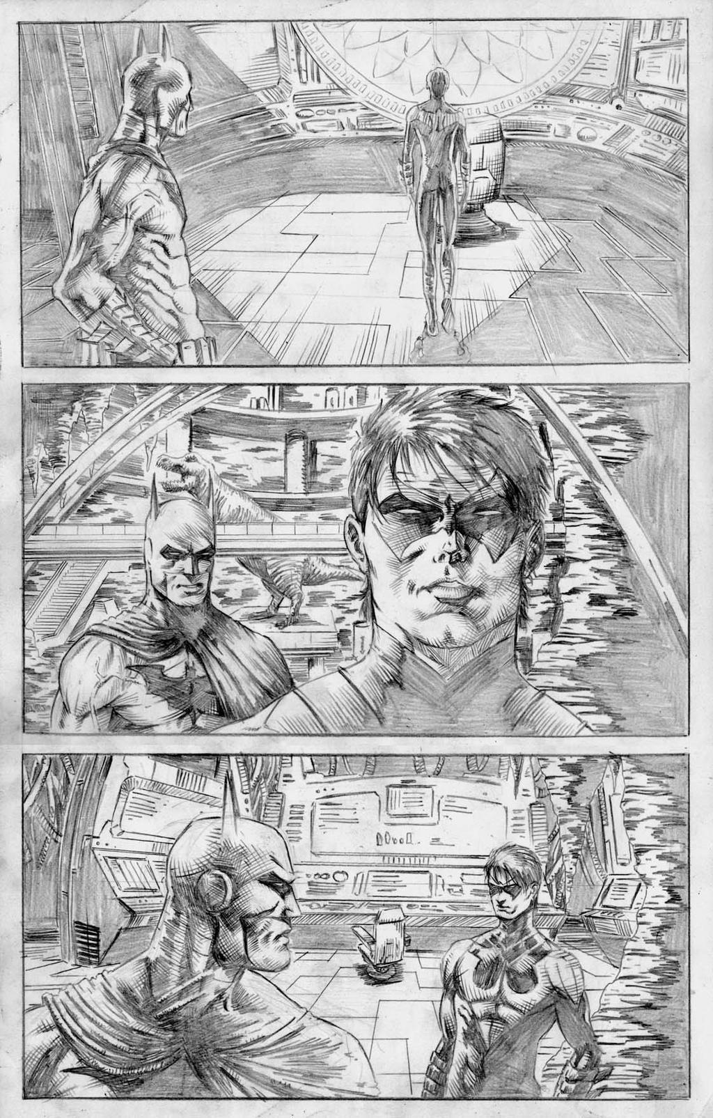 SanEspina Batman Issue2 page10 by santiagocomics