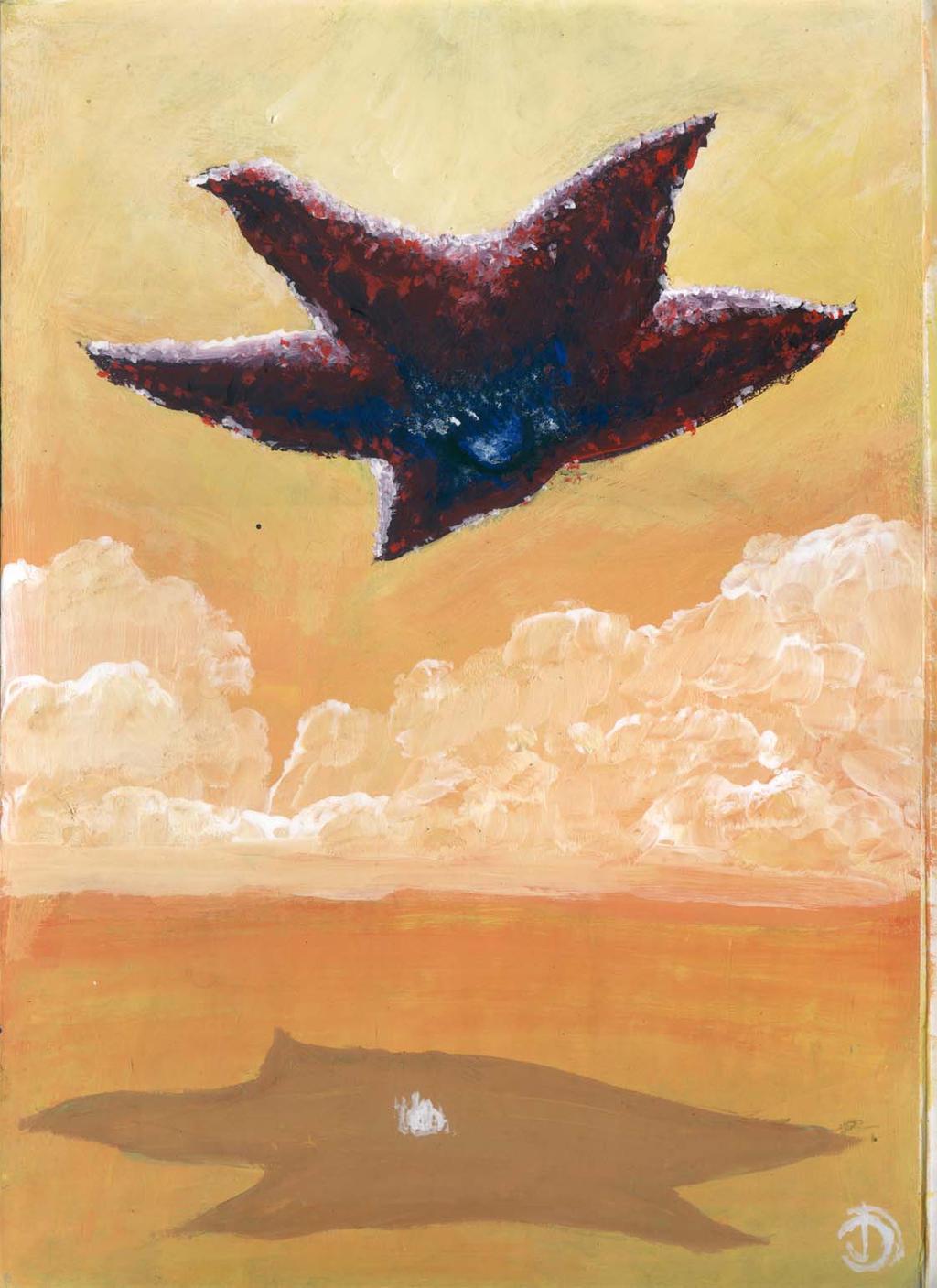 SanEspina Starro color by santiagocomics