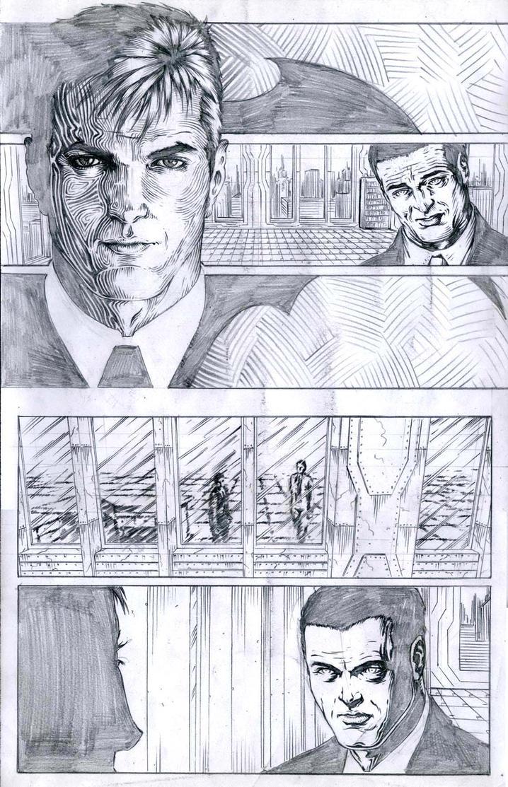 SanEspina Batman Issue2 page13 by santiagocomics