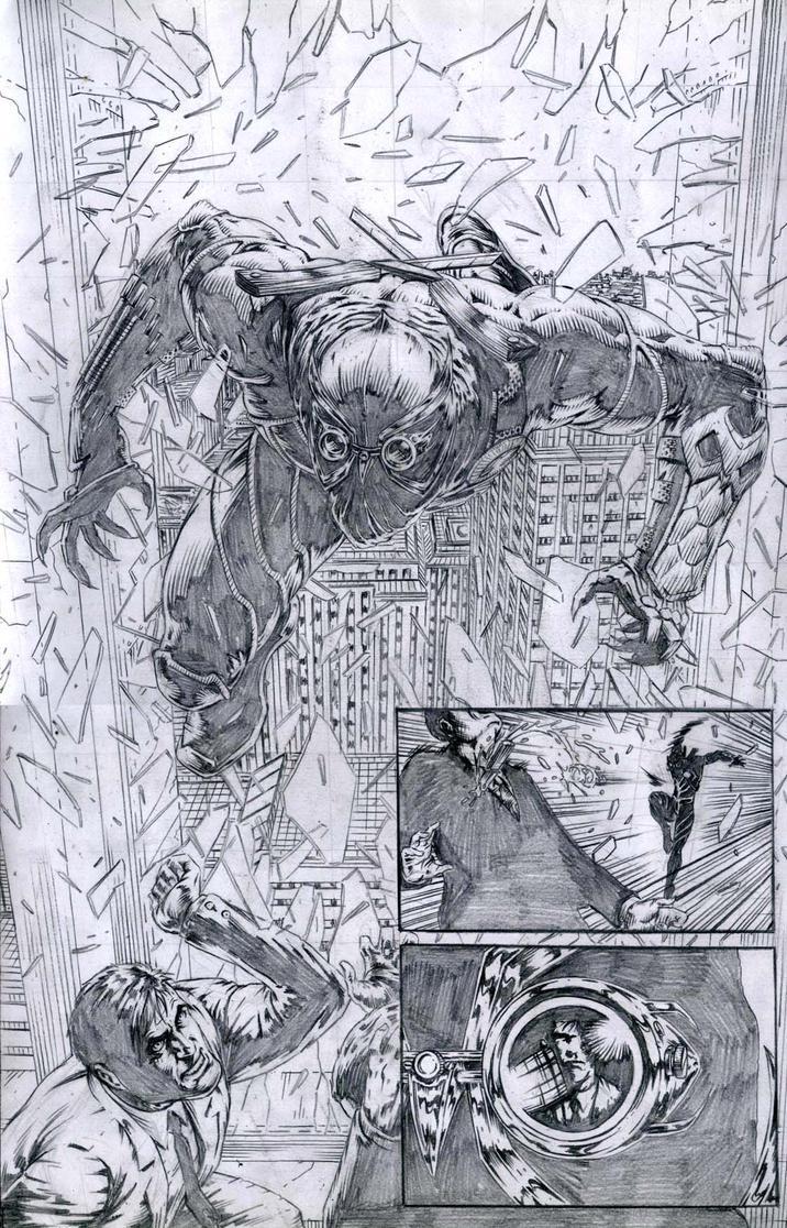 SanEspina Batman Issue2 page14 by santiagocomics