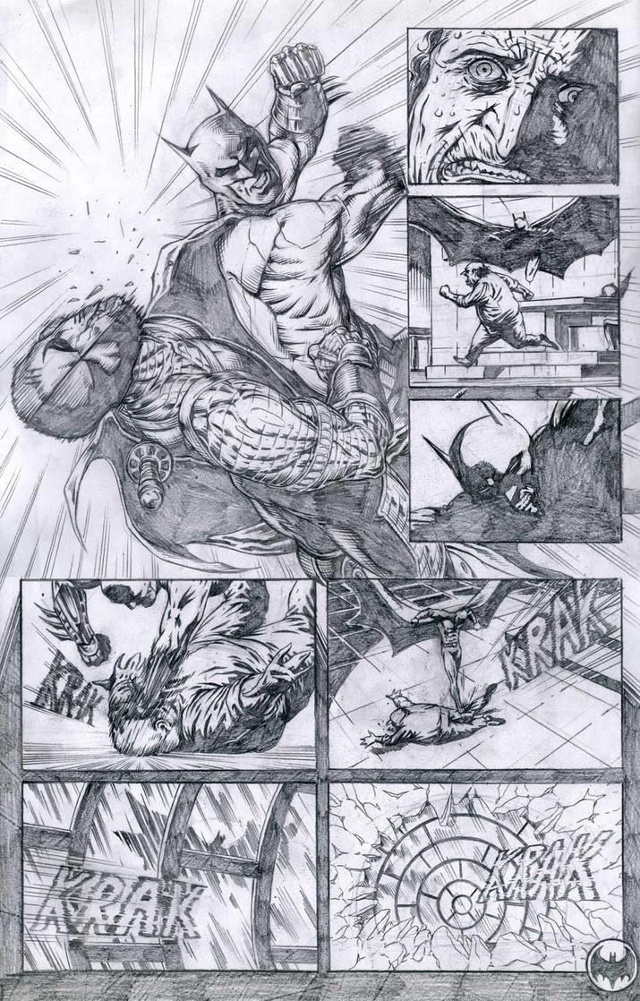SanEspina BatmanTheDinner page3 by santiagocomics