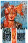 SanEspina Colorpagesample 4 by santiagocomics
