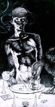 Constantine ink