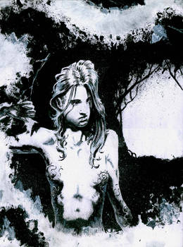 Poison Eve ink