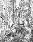 X-men1 by santiagocomics