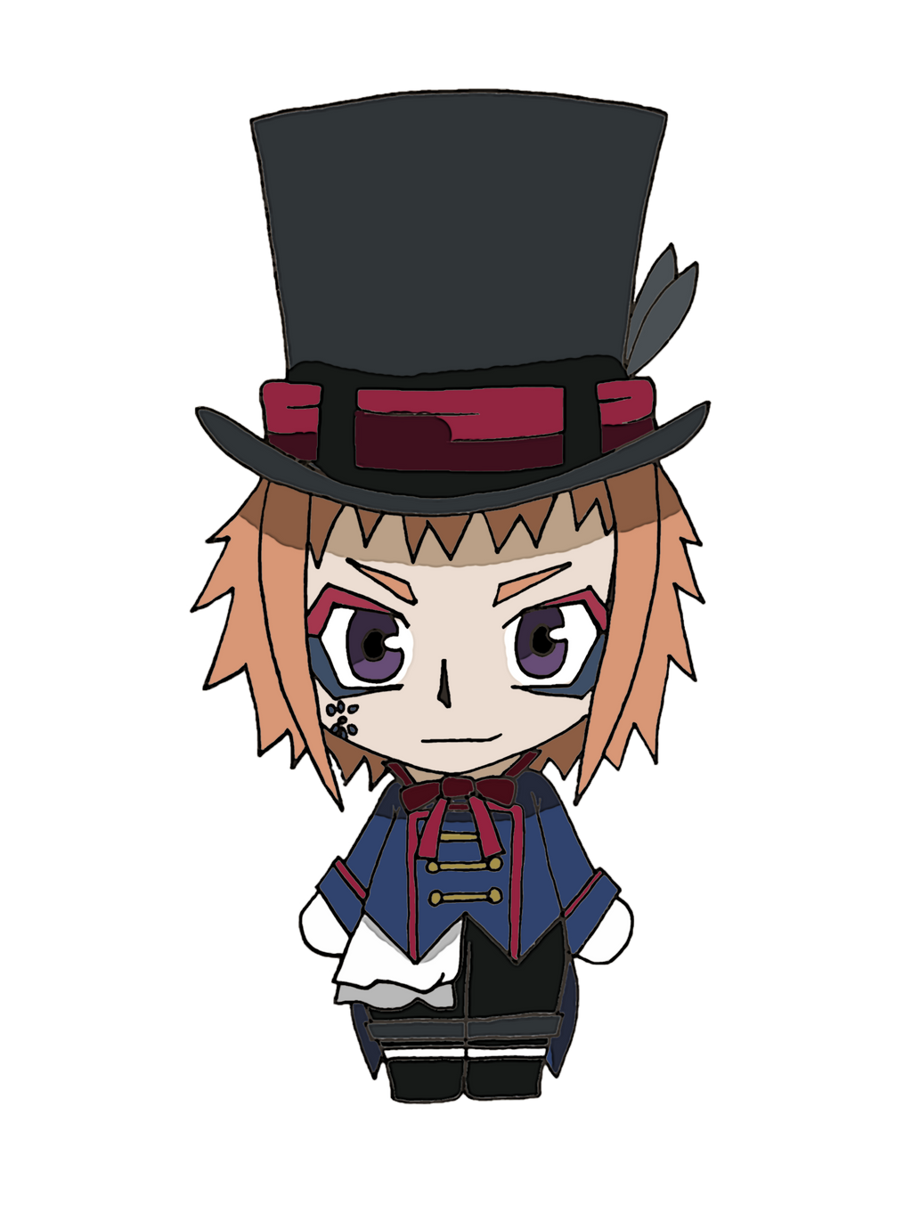 Black Butler - Chibi Drocell by CandyAddict774 on DeviantArt