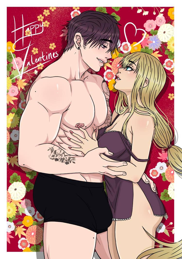 Valentines Special: Dimitri X Nia