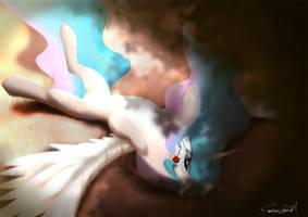Princess Celestia by SakuraCheetah