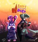 Nightmare Night Collaboration