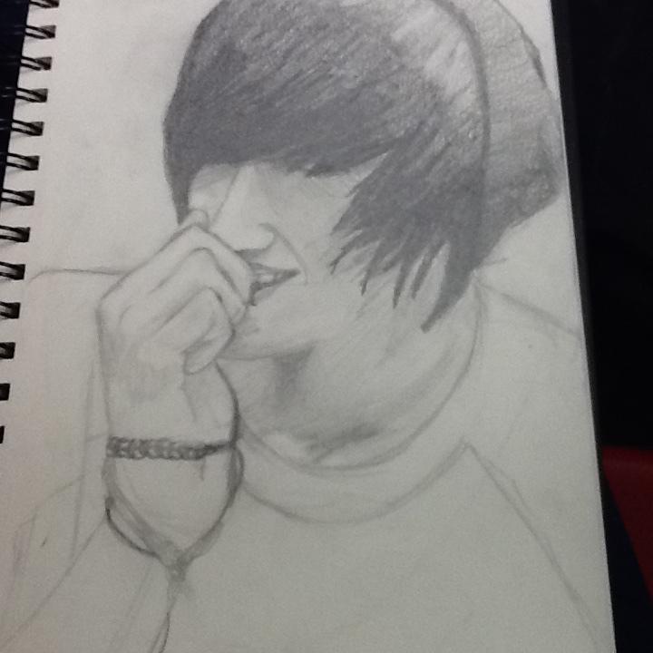 Teenaged boy (in progress) by Huggiethecreeper
