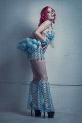 Balloon Burlesque 1 by LilithMae