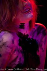 Paint - AZ Fetish Prom 2014 by LilithMae