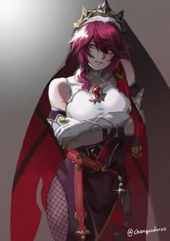 Genshin imact Rosaria