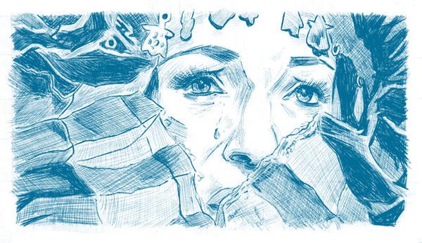 drawings again 7 by Mensaman