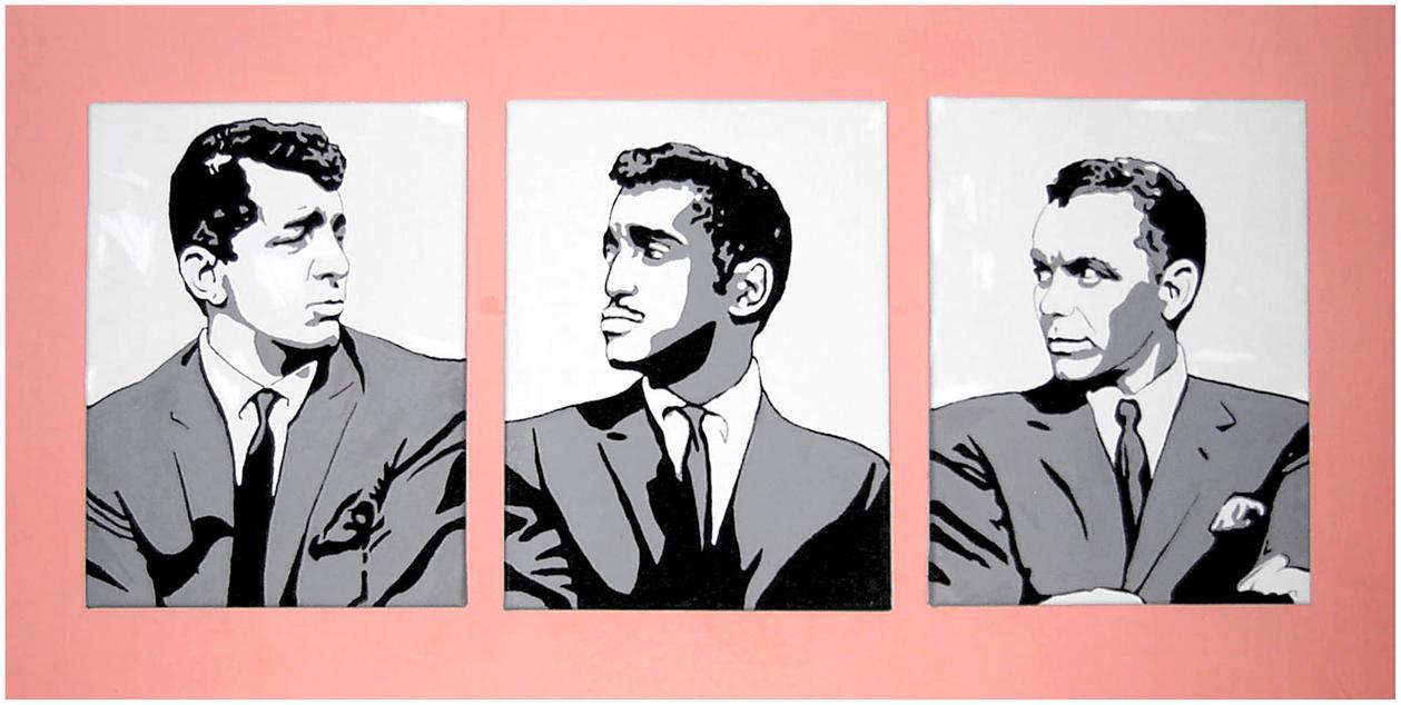 dean martin stencil - photo #25