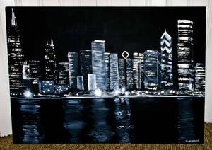 NYC nightview