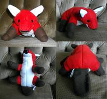 Abby Custom hybrid plush