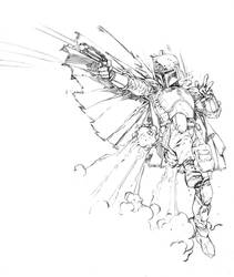 Starwars Unleashed pencils. by ledkilla