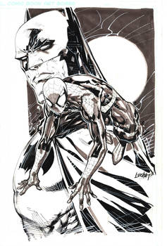 bats and spidey