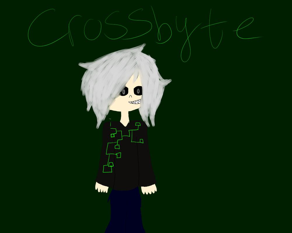 Crossbyte by NeonTricksterSaphire