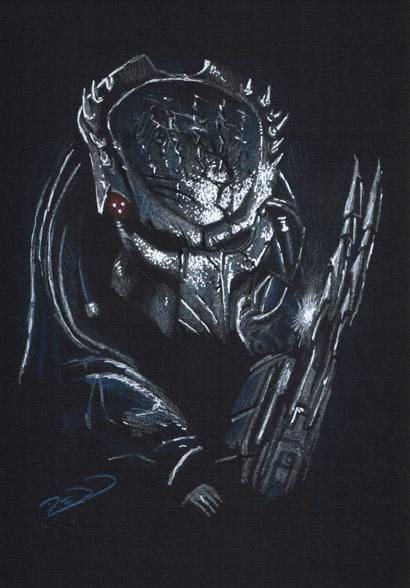 Predator by J-Redd