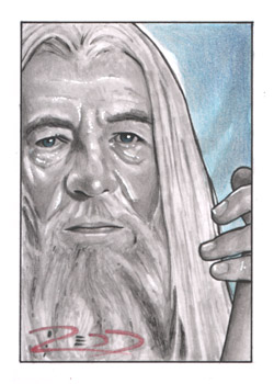 Gandalf - Lord of the Rings by J-Redd