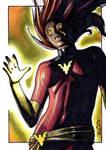 Dark Phoenix- X-Men SketchCard