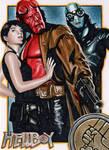Hellboy - Premier Sketch Card