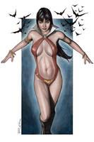 Vampirella by J-Redd