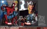 Marvel 70th Sketch Cards 1