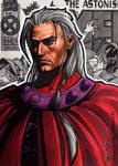 Magneto AOA - Sketch Card