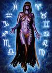 Dark Zodiac Promo Trading Card