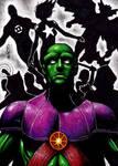 Martian Manhunter - Justice League of America