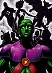 Martian Manhunter - Justice League of America