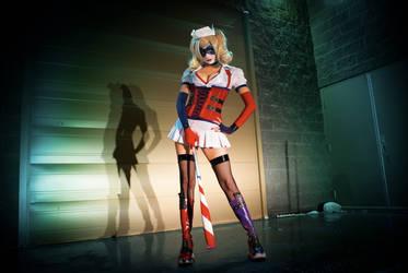 Harley Quinn by andyrae