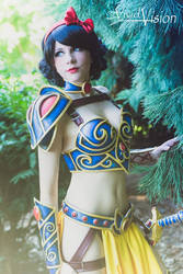 More Snow White by andyrae