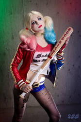 More Suicide Harley Quinn!!!