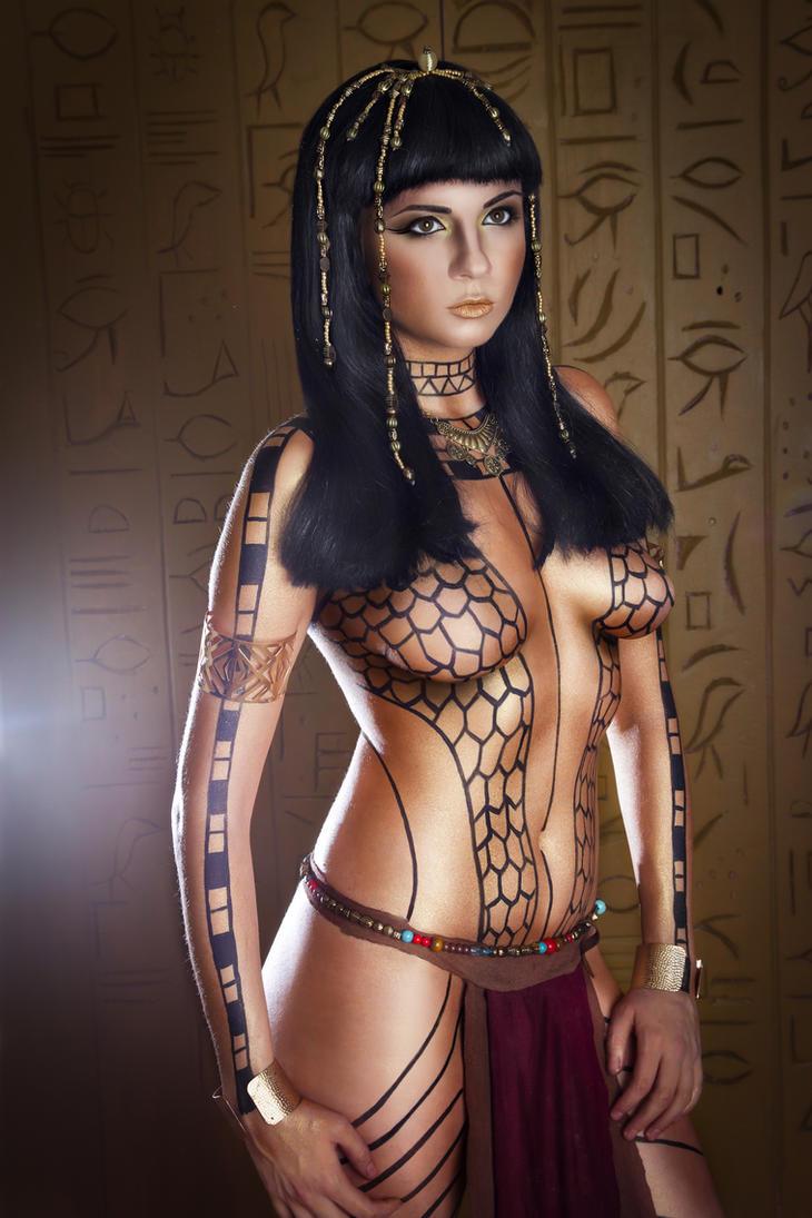 Anck Su Namun- The Mummy by andyrae