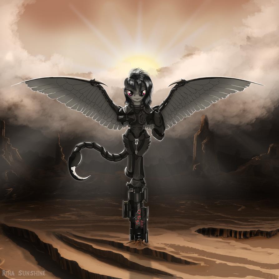 FoE: Starlight - Lilith by RinaSunshine