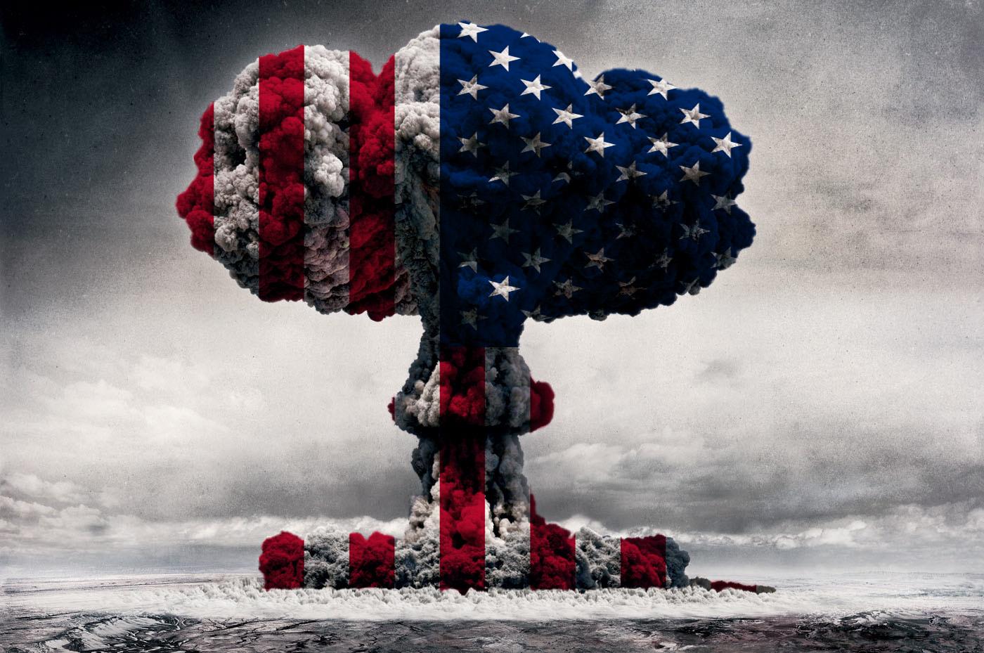 American Art of War by Konton-Kyoudai