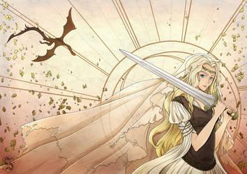 Eowyn: Daughter of Rohan by Setsunaika