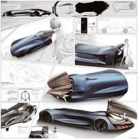 Peugeot OBSIDIAN by Redha SAIDANI