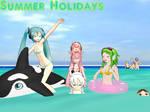 -MMD- Summer Holidays