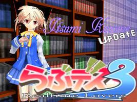 LoveDeath2 Itsumi Kinome by KasugaKaoru