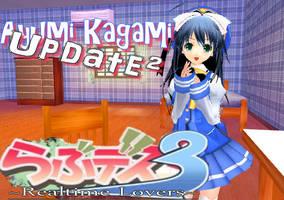 LoveDeath Ayumi Kagami UPDATE2 by KasugaKaoru