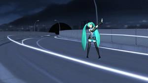 -MMD- Strobo Nights stage DL