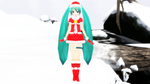 -MMD- PjD Christmas Miku updated DOWNLOAD