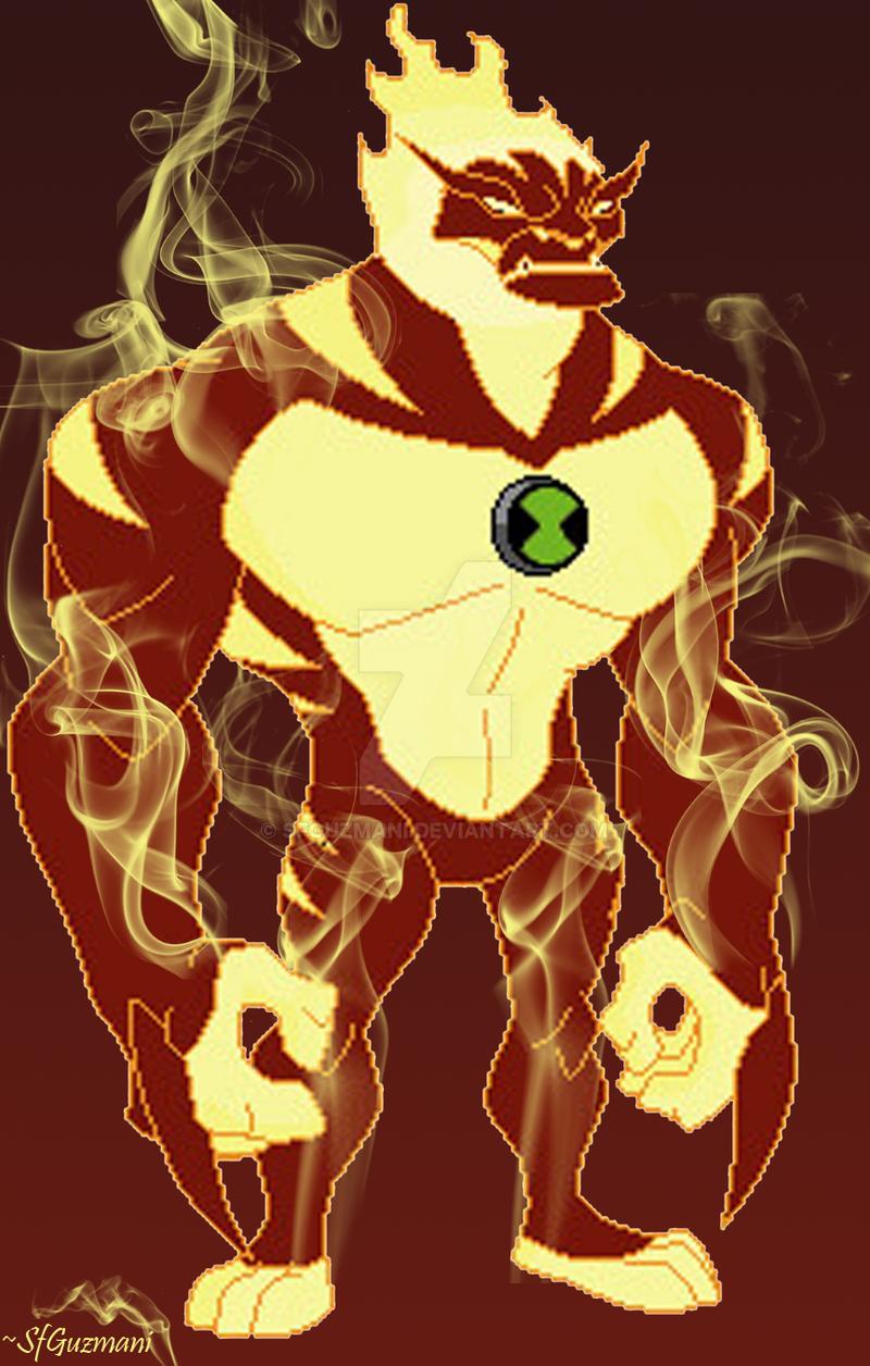 ben 10 alien fusion by sfguzmani on deviantart