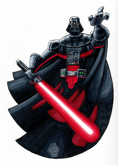 Darth Vader by Chad73