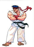 Ryu by Chad73